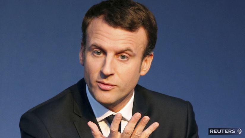 Emmanuel Macron, Macron,