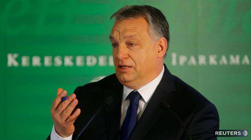 orbán, maďarsko,