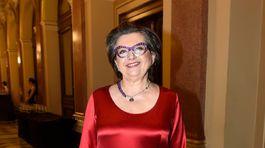 Slovenská herečka Zuzana Kronerová.
