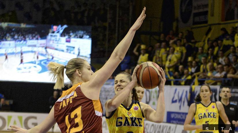 Barbora Bálintová, Good Angels Košice