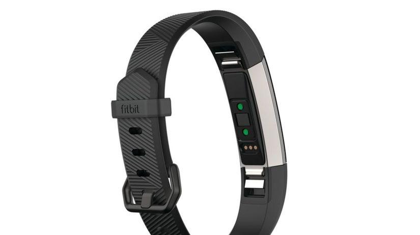 Fitbit, Alta HR, náramok