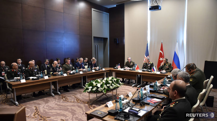 MIDEAST-CRISIS/TURKEY-MEETING