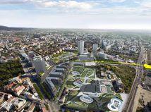 J&T a HB Reavis stiahli žiadosti o štatút významnej investície, stavať však budú