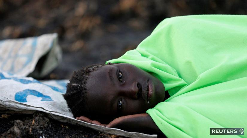 južný sudán, hladomor, potravinová pomoc