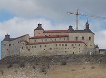 Krásna Hôrka, hrad