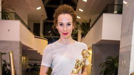 Herečkou roka sa stala Táňa Pauhofová.