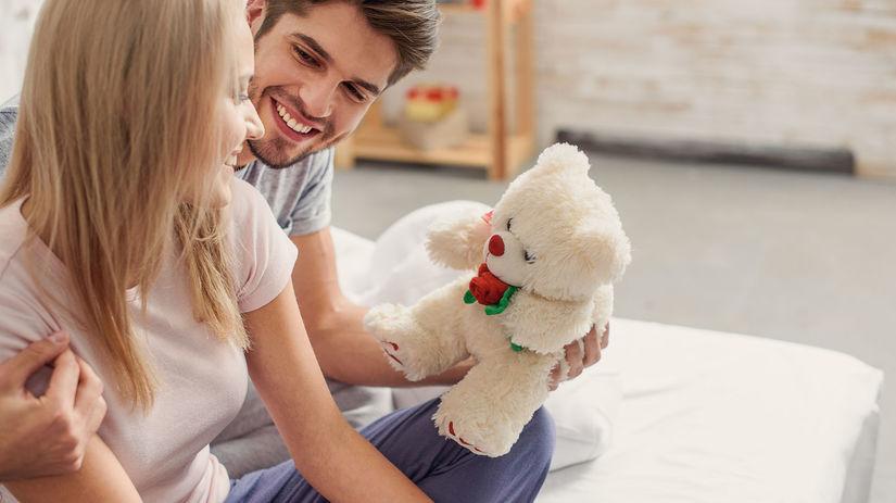 Plyšová hračka môže byť aj pre dospelých...