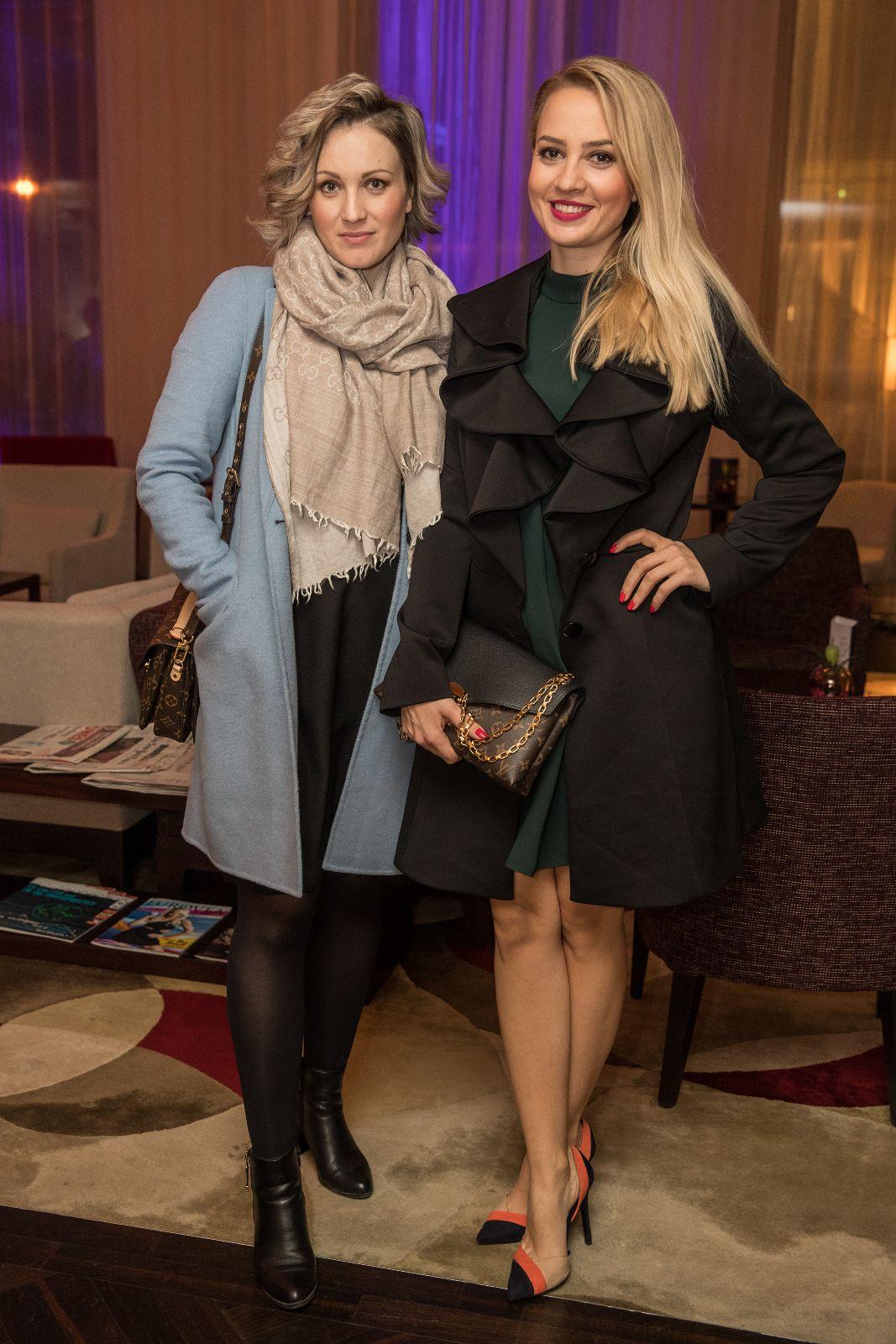 Na akciu sa prišla pozrieť aj moderátorka Barbora Rakovská s tehotnou kamarátkou.