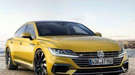 VW Arteon - 2017
