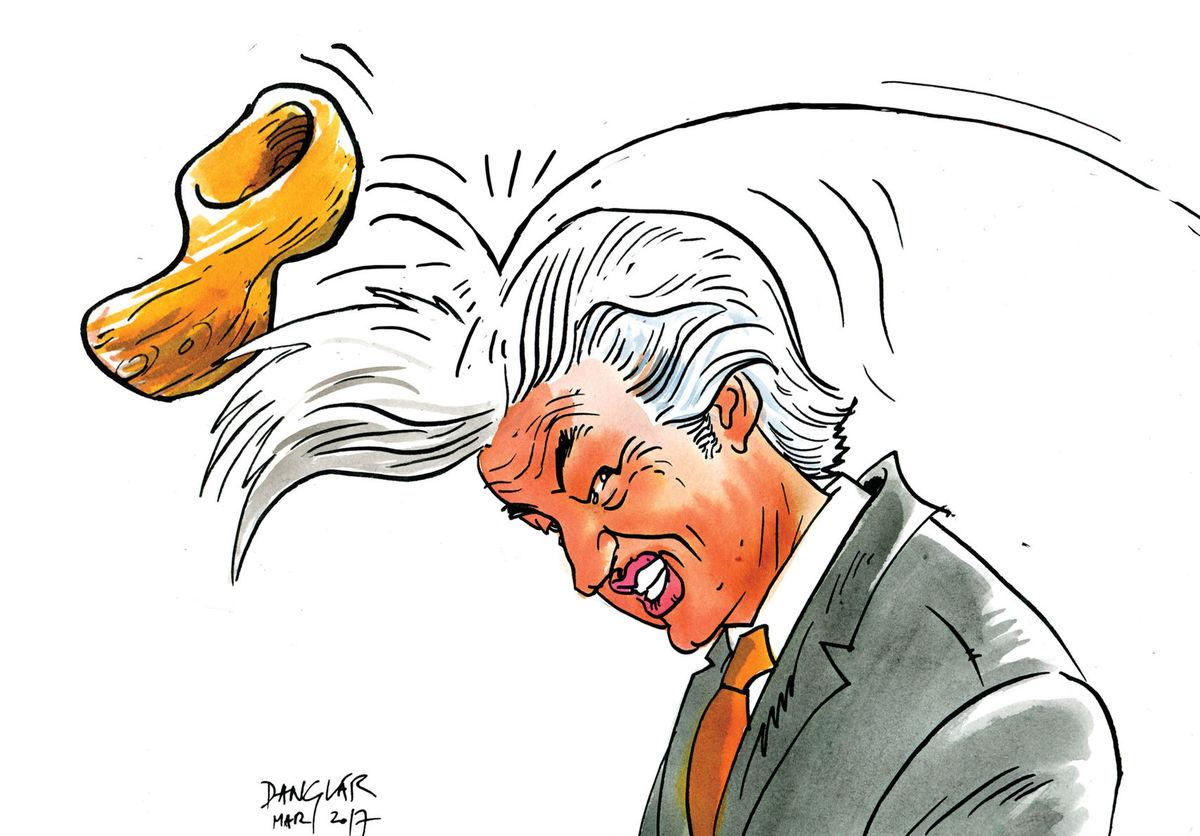 Karikatúra 17.03.2017