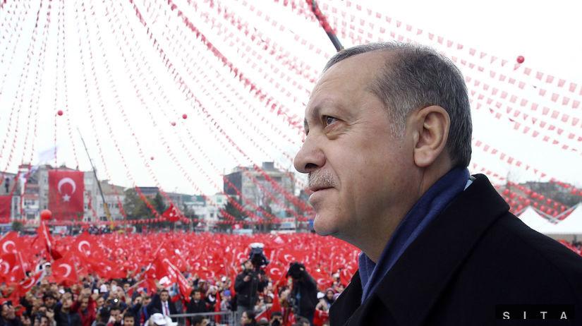 Erdogan, turecký prezident