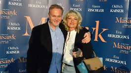 Jan Kuric Simona Bubanova