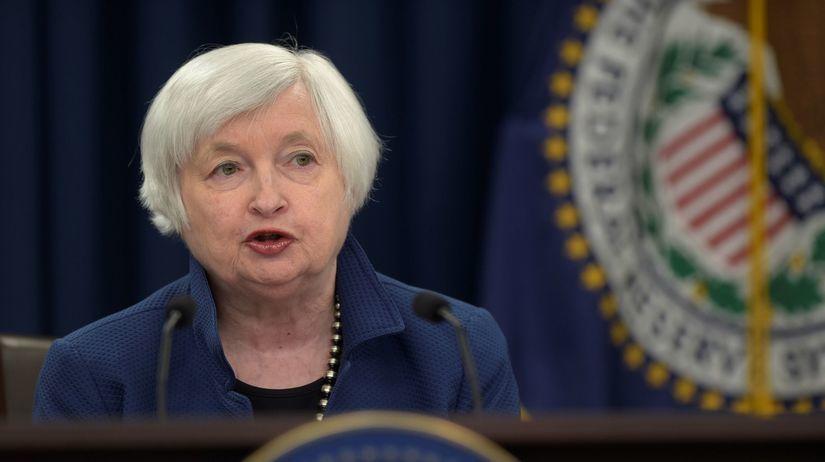 Janet Yellen, USA, banka Fed