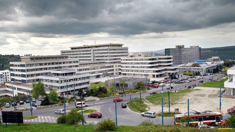 nemocnica, kramáre, bratislava