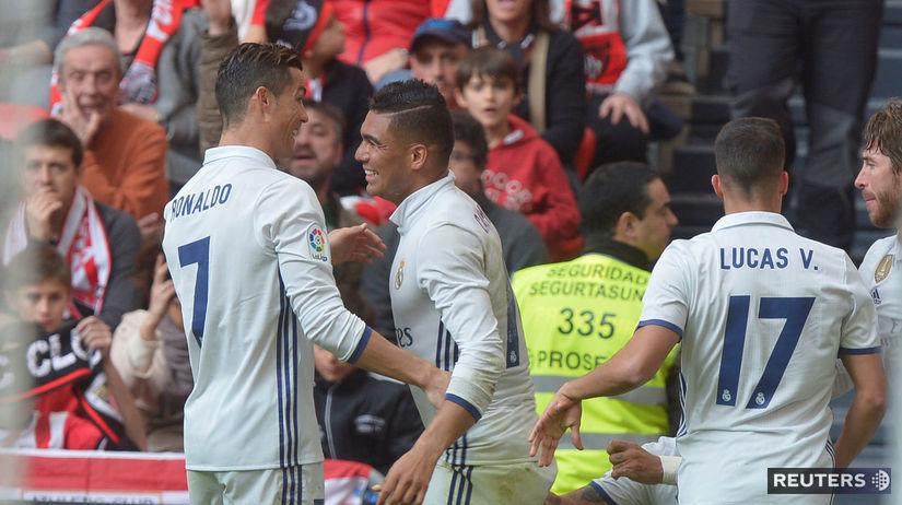 Cristiano Ronaldo, Carlos Casemiro