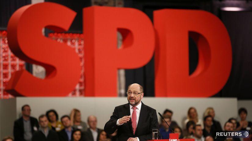 SPD, Martin Schulz,