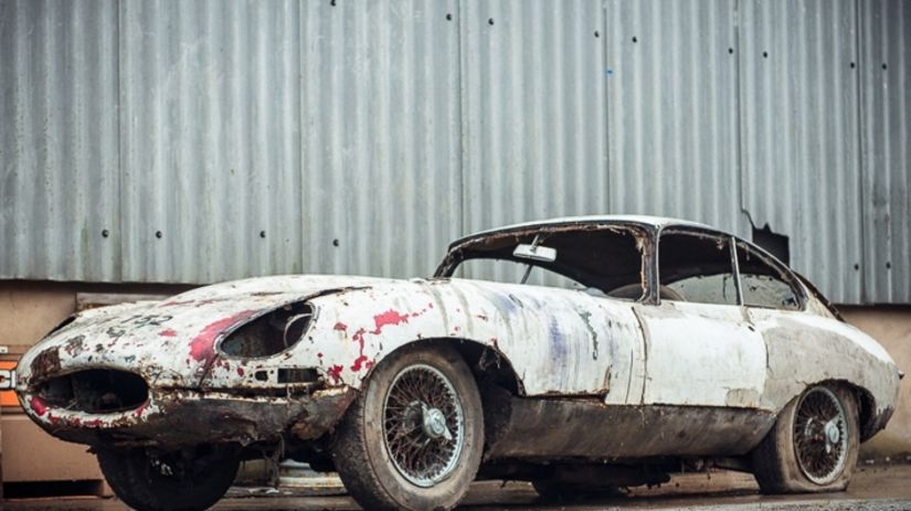 Jaguar E-Type - 1962