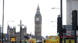 londýn, útok, polícia, hrozba teroristických útokov,