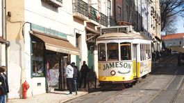 Lisabon, električka