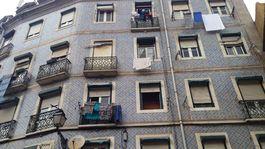 Lisabon, kachličky