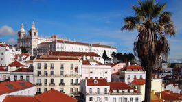 Lisabon, Miradouro de Santa Luzia