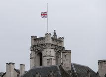 vlajka, Londýn, Veľká Británia, Westminster
