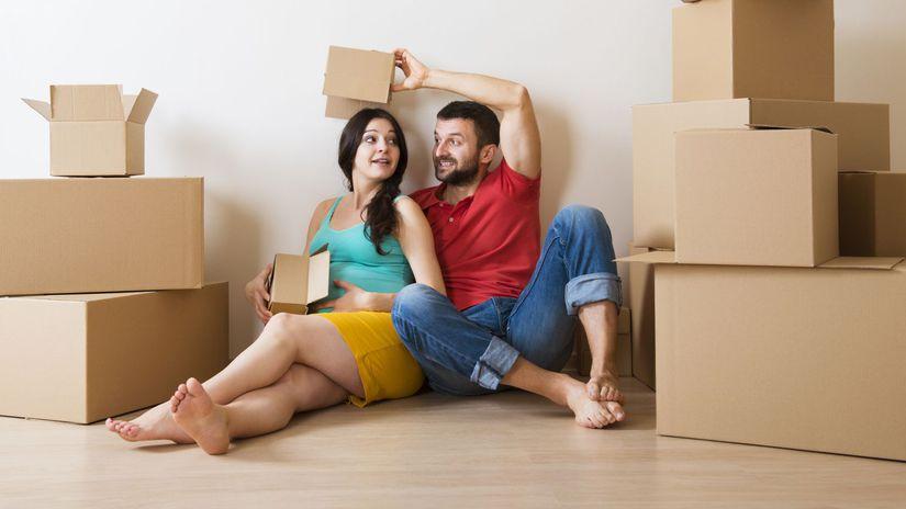 bývanie, byty, domy