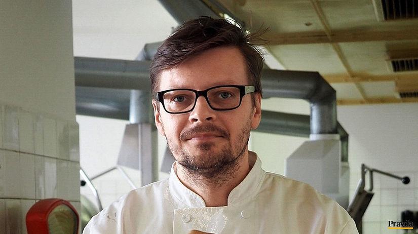 Marián Maszay, kuchár, varenie