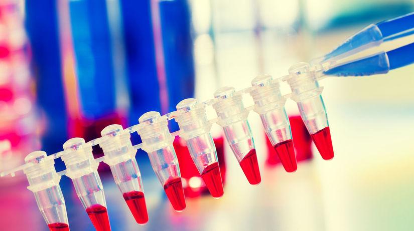 choroba, genetika, vzorka krvi