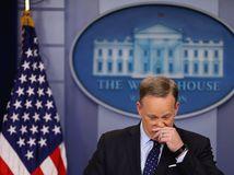 USA, Biely dom, Sean Spicer