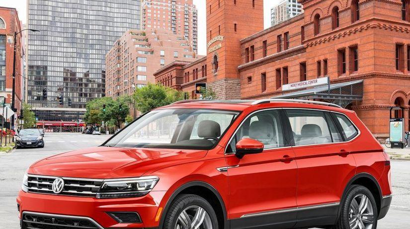 VW Tiguan Allspace - 2017