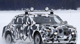 Cortege - limuzína pre Putina