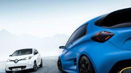 Renault Zoe e-Sport Concept - 2017
