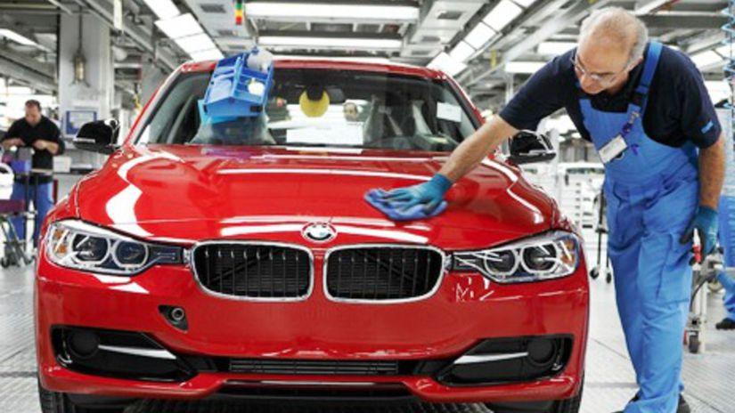 BMW - výroba