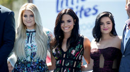 Meghan Trainor, Demi Lovato a Ariel Winter