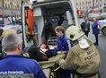 rusko, metro, petrohrad, výbuch