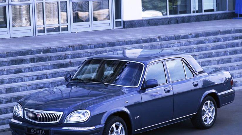 Volga - GAZ 31105