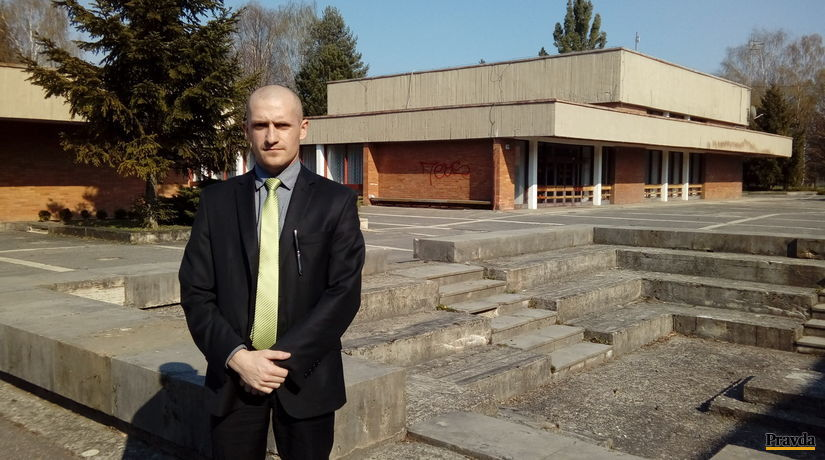 Detské mestečko, Branislav Ladický