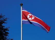 kldr, severna korea, korea, vlajka kldr