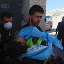 sýria, idlib
