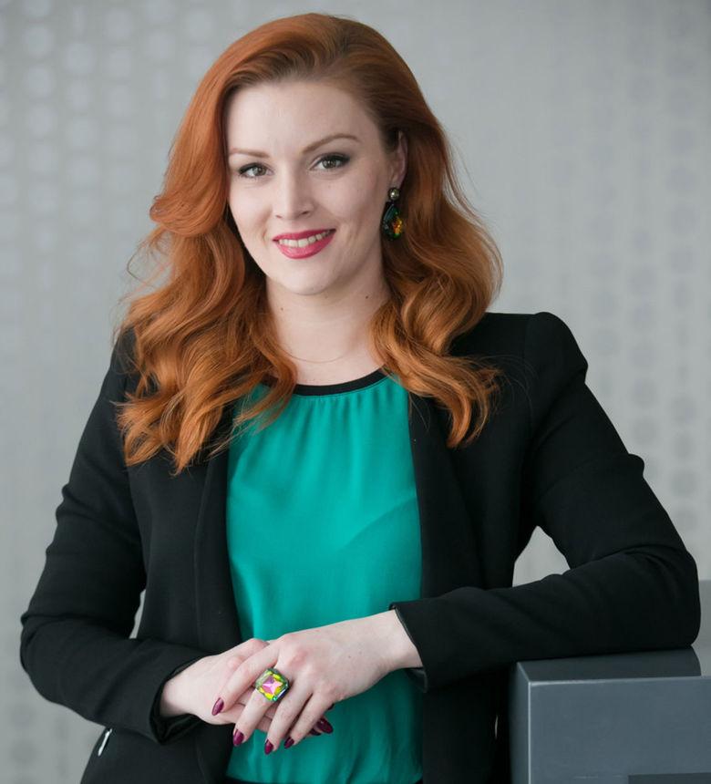 Barbora Švidraňová.