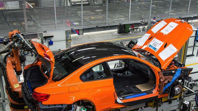BMW - produkcia