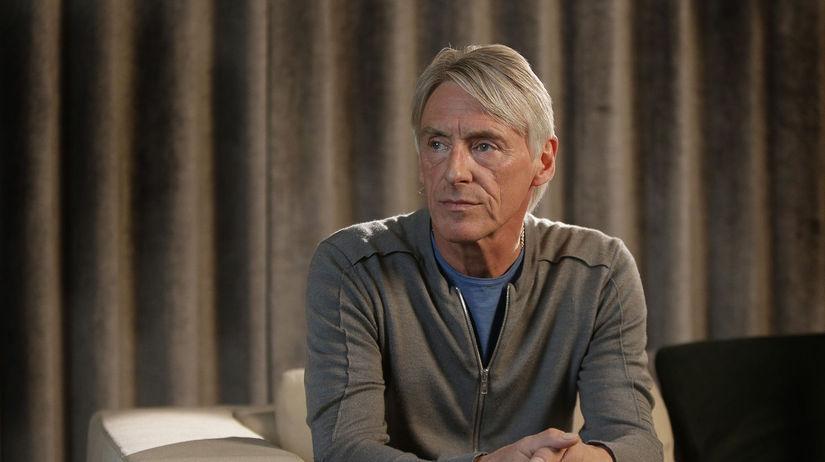 Hudobník Paul Weller na archívnom zábere z roku...