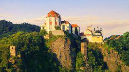 Vranov-nad-Dyji, zámok, hrad Ladislav Renner  Czech Tourism