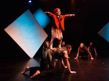 Divadlo Štúdio tanca vBanskej Bystrici, Pastierka vlkov