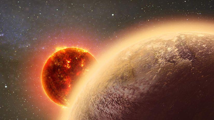 exoplanéta, zem, gj