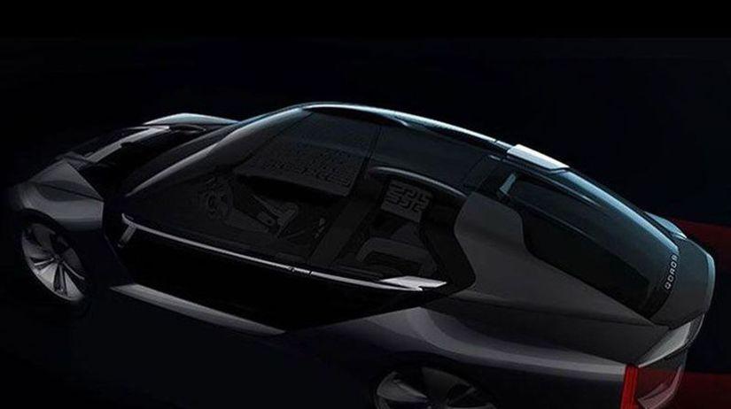 Koenigsegg, Qoros - elektromobil