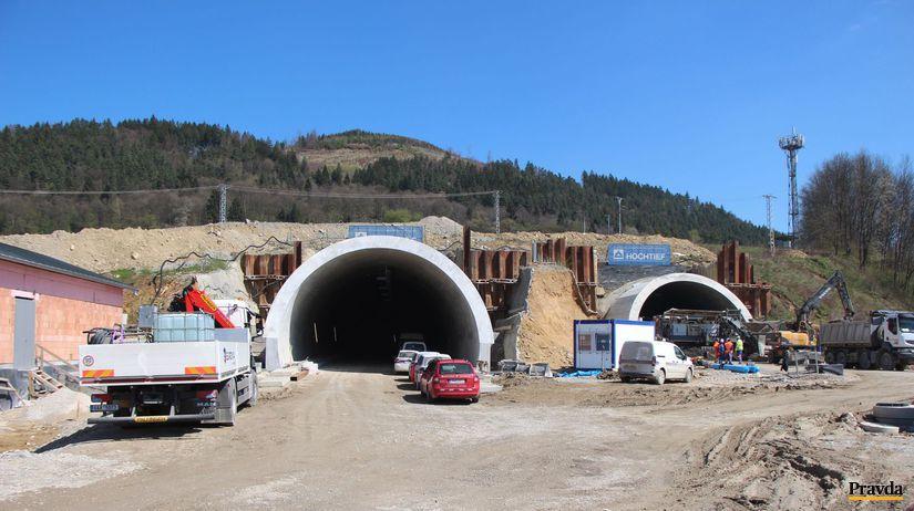 tunel Považský Chlmec, tunel, povazsky chlmec,...