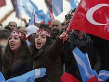 turecko, turci, vlajka turecka, turek, turkyna