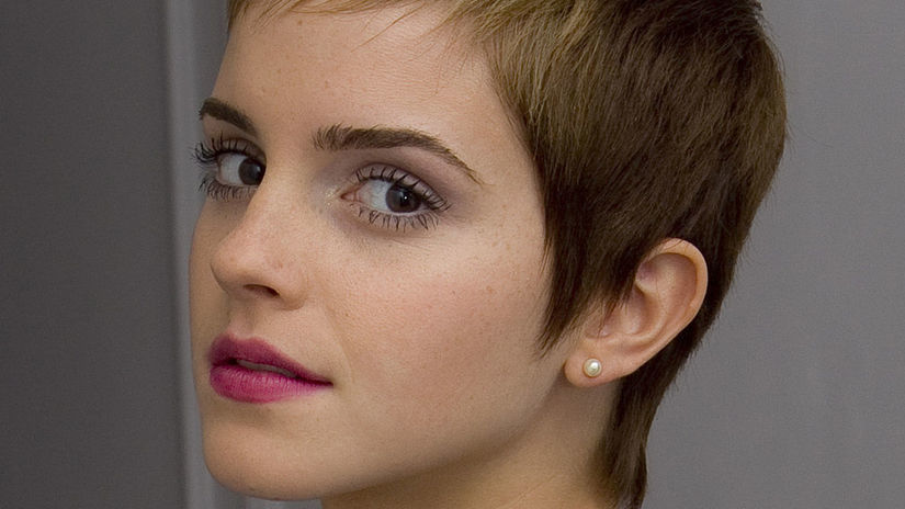 Britain People Emma Watson